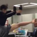 スッキリで紹介されたkiwiのCM動画が面白すぎる!OLの足の匂いでKO!?