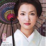 寿々女(西川流)の画像や経歴は?相撲中継で話題の美人新橋芸者!