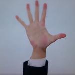 スマスマ最終回の世界に一つだけの花の中居くんの手の動きの意味は?