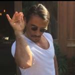 ヌスラトガネーシュの塩ファサー動画が大人気!トルコのピコ太郎?